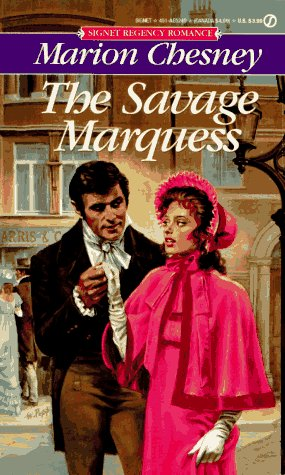 The Savage Marquess (1988) by Marion Chesney