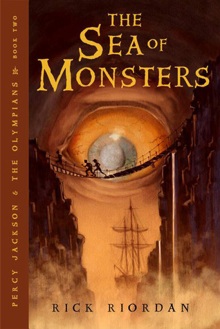 The Sea of Monsters (2006) by Rick Riordan