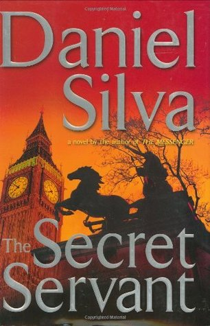 The Secret Servant (2007) by Daniel Silva
