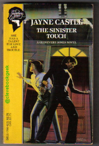 The Sinister Touch (1986) by Jayne Ann Krentz