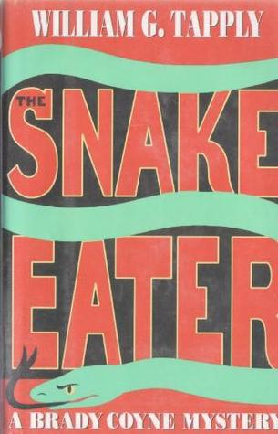 The Snake Eater (1994) by William G. Tapply