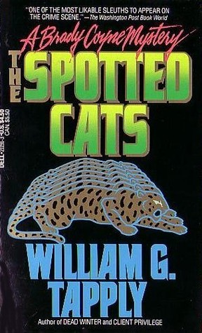 The Spotted Cats (1992) by William G. Tapply