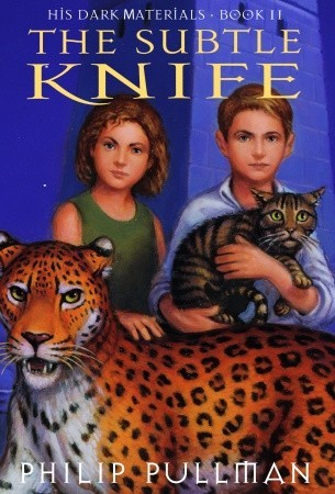 The Subtle Knife (1997) by Philip Pullman