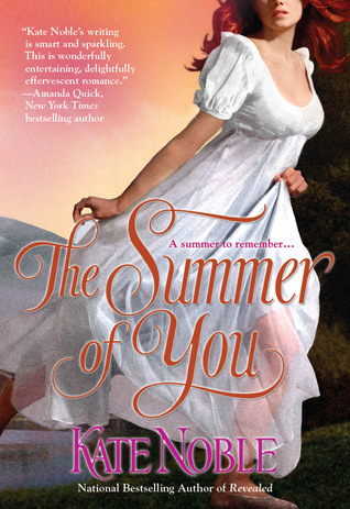 The Summer of You (2010) by Kate Noble