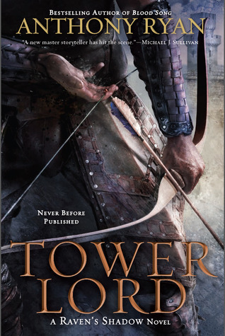 The Tower Lord (2014) by Anthony  Ryan