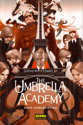 The Umbrella Academy, Vol. 1: Suite Apocalíptica (2011) by Gerard Way