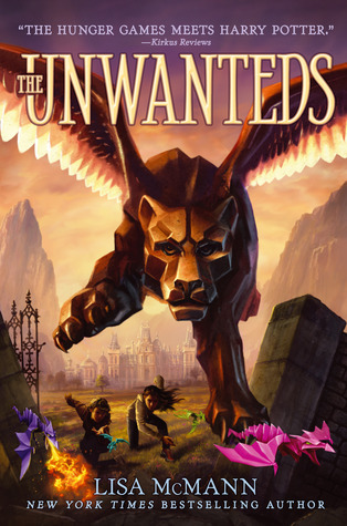 The Unwanteds (2011) by Lisa McMann