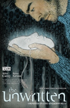 The Unwritten, Vol. 8: Orpheus in the Underworld (2014) by Mike Carey