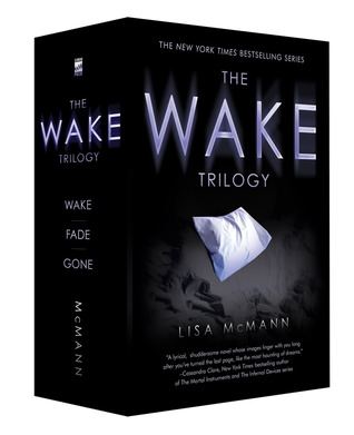 The Wake Trilogy: Wake; Fade; Gone (2011) by Lisa McMann