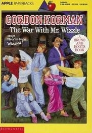 The War with Mr. Wizzle (1990) by Gordon Korman