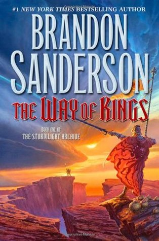 The Way of Kings (2010) by Brandon Sanderson