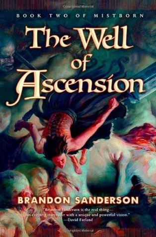 The Well of Ascension (2007) by Brandon Sanderson