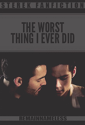 Read the worst thing i ever did 2013 online free for The thing free online