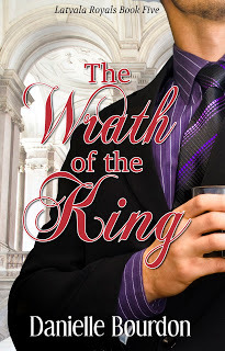 The Wrath of the King (2013) by Danielle Bourdon