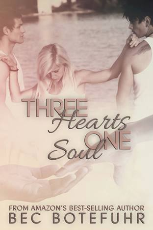 Three Hearts, One Soul (2000) by Bec Botefuhr
