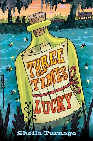 Three Times Lucky (2012)