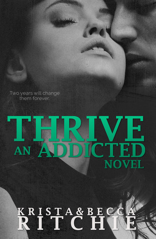 Thrive (2014) by Krista Ritchie