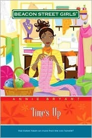 Time's Up (Beacon Street Girls, #12) (2008)
