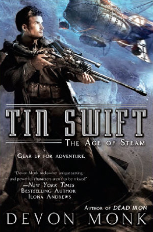 Tin Swift (2012) by Devon Monk