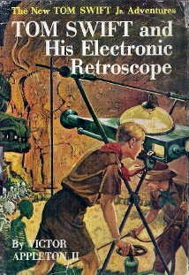 Tom Swift and His Electronic Retroscope (2015)