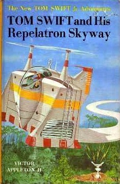 Tom Swift and His Repelatron Skyway