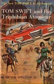 Tom Swift and His Triphibian Atomicar