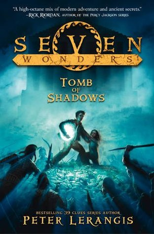 Tomb of Shadows (2014) by Peter Lerangis