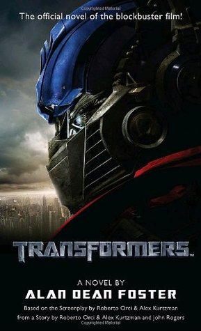 Transformers (2007) by Alan Dean Foster