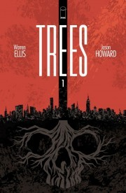 Trees #1 (2014) by Warren Ellis