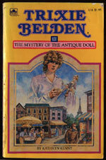Trixie Belden and the Mystery of the Antique Doll (1985)
