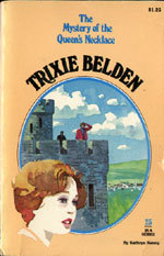 Trixie Belden and the Mystery of the Queen's Necklace (1979)