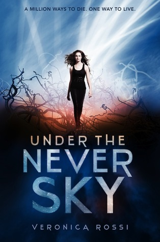 Under the Never Sky (2012) by Veronica Rossi