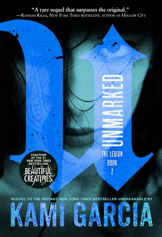 Unmarked (2014) by Kami Garcia