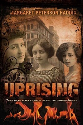 Uprising (2007) by Margaret Peterson Haddix