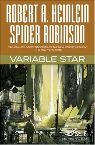 Variable Star (2006) by Robert A. Heinlein