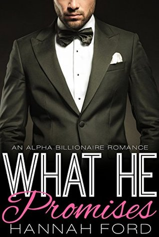 What He Promises (2015) by Hannah Ford