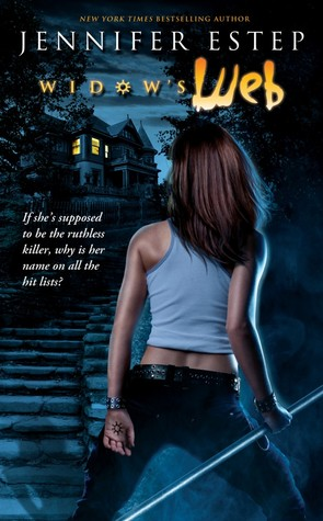 Widow's Web (2012) by Jennifer Estep