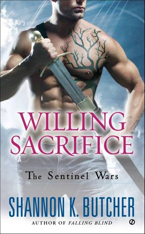 Willing Sacrifice (2014) by Shannon K. Butcher