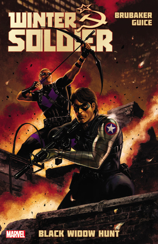 Winter Soldier, Vol. 3: Black Widow Hunt (2013) by Ed Brubaker