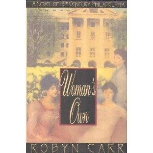 Woman's Own (1990) by Robyn Carr
