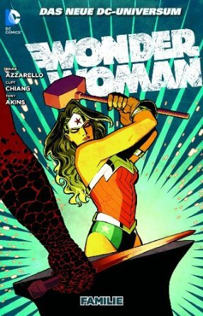 Wonder Woman, Bd. 2: Familie (2013) by Brian Azzarello