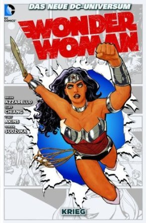 Wonder Woman, Bd. 3: Krieg (2000) by Brian Azzarello