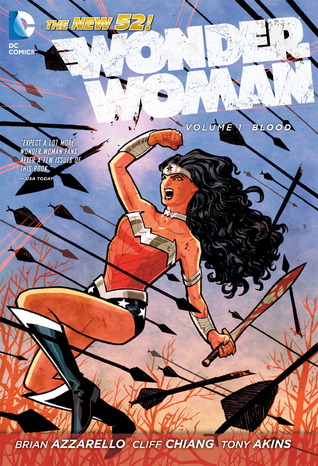 Wonder Woman, Vol. 1: Blood (2012) by Brian Azzarello