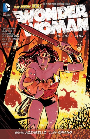Wonder Woman, Vol. 3: Iron (2013) by Brian Azzarello
