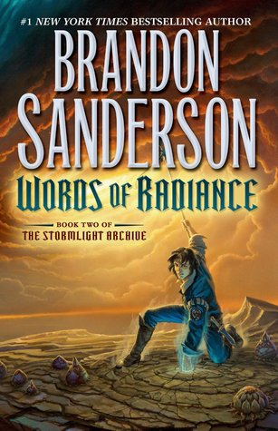 Words of Radiance (2014) by Brandon Sanderson
