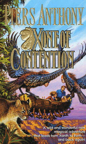 Xone of Contention (2000) by Piers Anthony